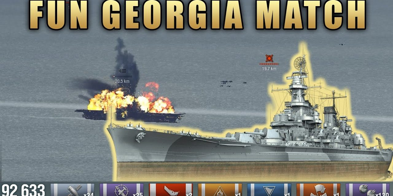 Fun Georgia Match – World of Warships