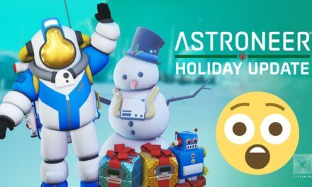 Exciting Astroneer December Holiday Update