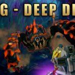 Super Chaotic Deep Rock Galactic Deep Dive