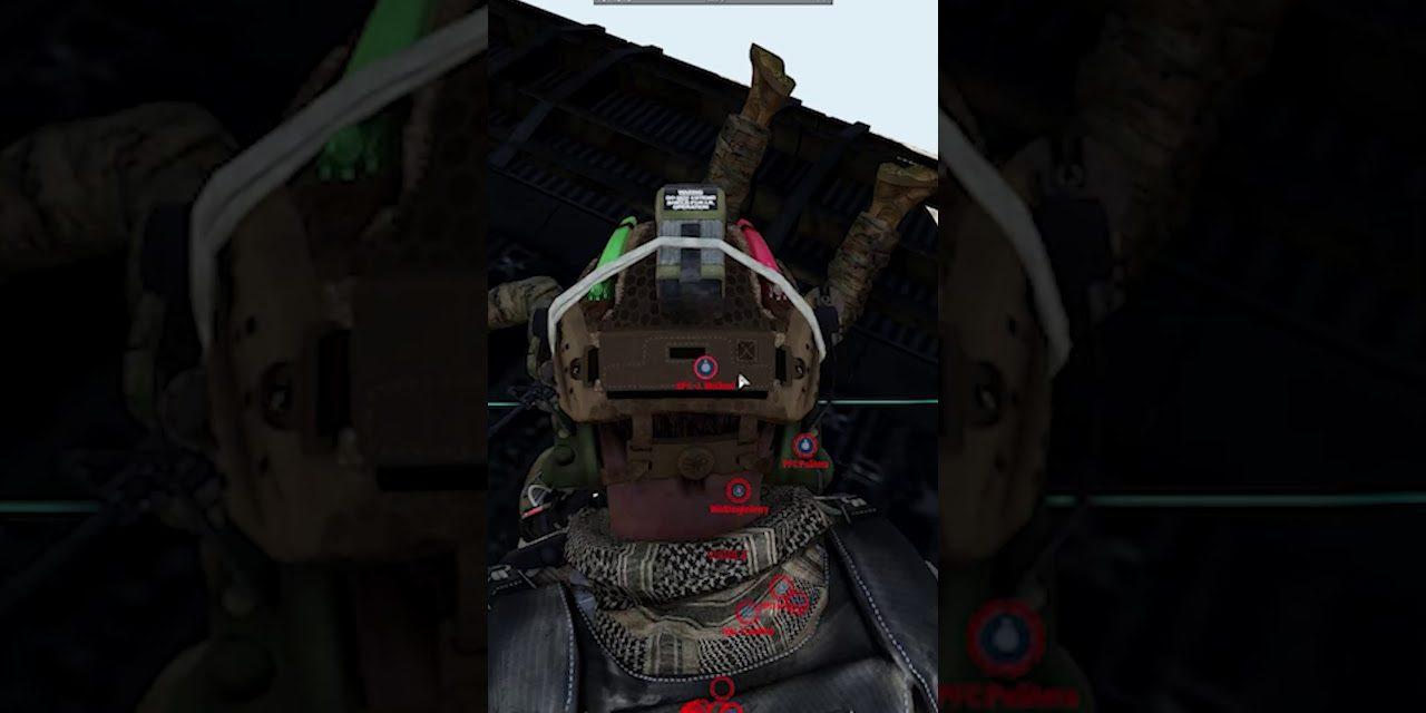 #Shorts Plane Jump Fail – Arma 3 Funny