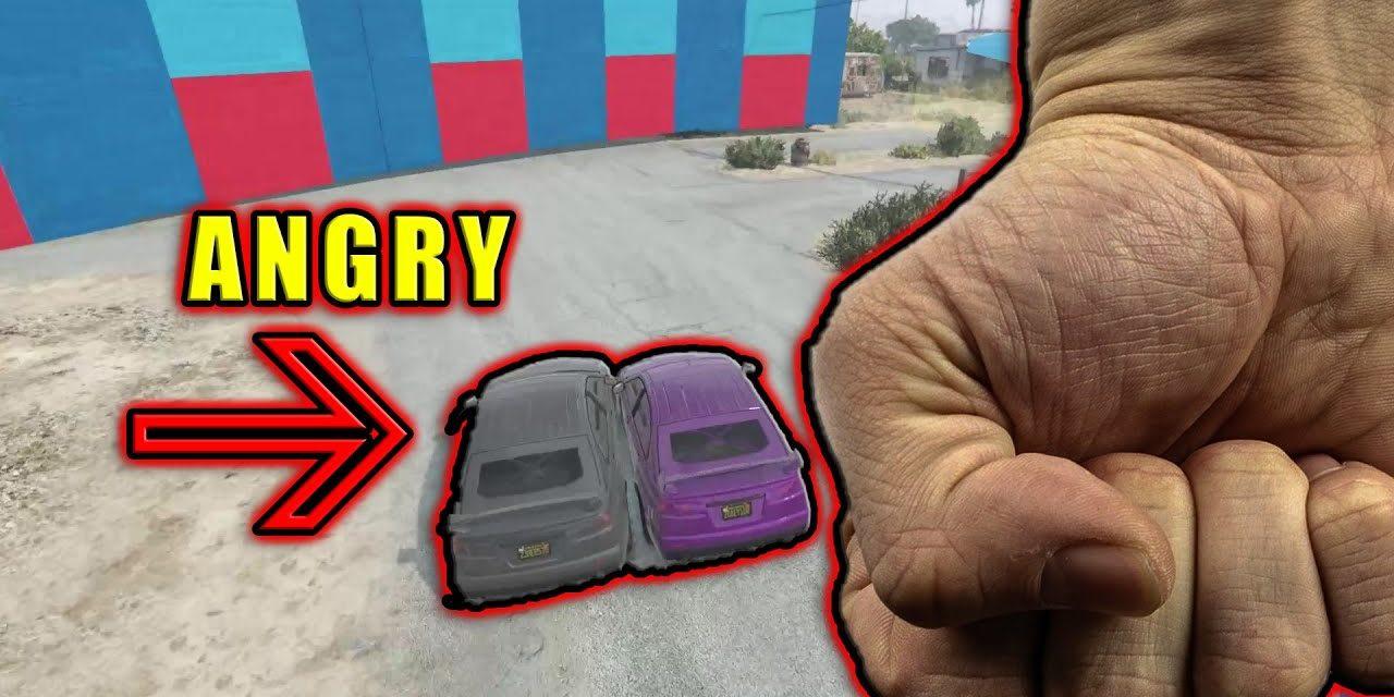 Big Sun Angry – Rough Riders Racing – GTA Online Stunt Racing