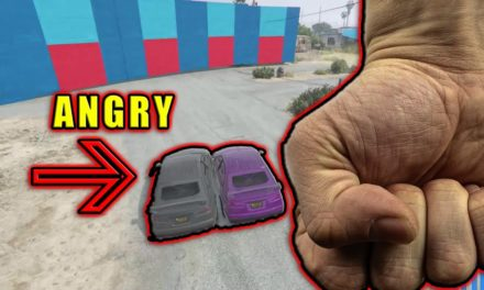 Big Sun Angry – Rough Riders Racing – GTA Online Stunt Racing