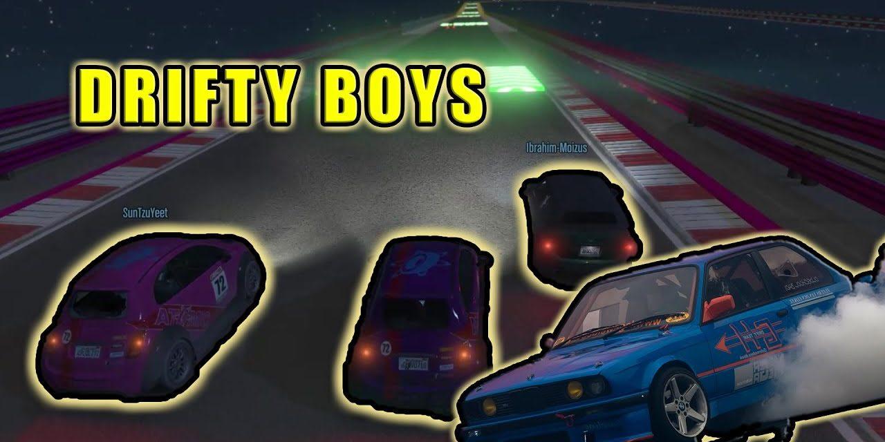 Drifty Boys – GTA Online Stunt Racing