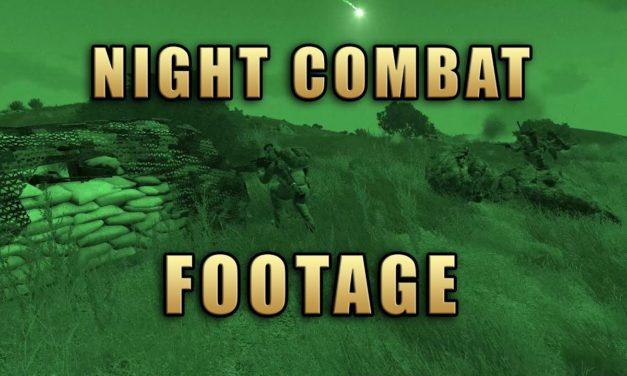 Arma 3 Night Combat Highlights 3.10.2021