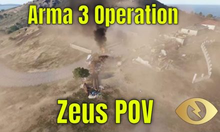 Arma 3 Kavala City Operation From Zeus POV – Rough Riders