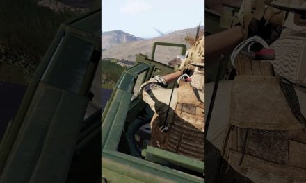 #Shorts The Awesome Sound Of The Mark 19 – Arma 3