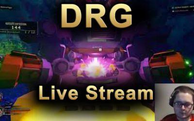 🔴 Weekly Core Hunt | Deep Rock Galactic – Live Stream [2:07:56]