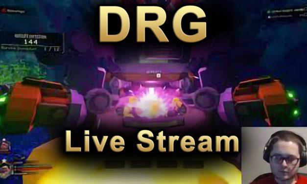 🔴 Weekly Core Hunt   Deep Rock Galactic – Live Stream [2:07:56]