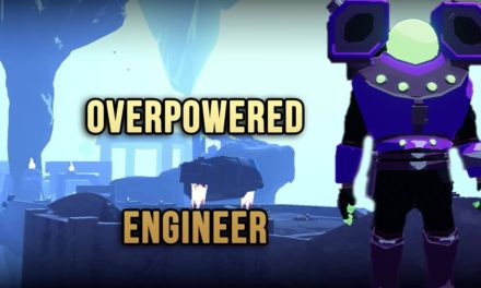 Stupidly Powerful Engineer – Risk Of Rain 2 Mithrix Boss Fight