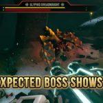 Unexpected Boss Fight   Deep Rock Galactic
