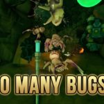 Absolute Chaos Of Bugs & Death   Deep Rock Galactic