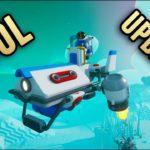 Astroneer VTOL Update