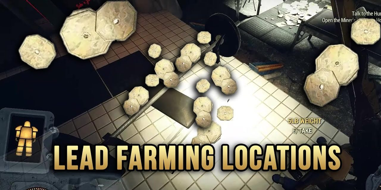 2 Of The Best Lead Farming Locations In Fallout 76