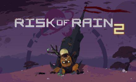 STAY ALIVE in Risk Of Rain 2 – Live Stream
