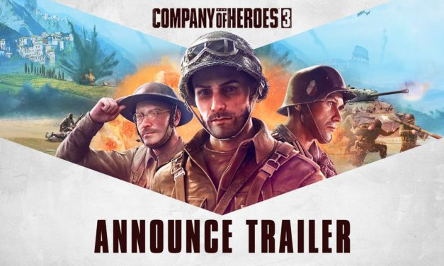 Company Of Heroes 3 Is Now!