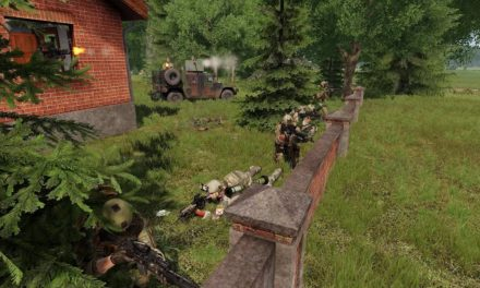 Arma 3 Highlights From Rosche Deployment