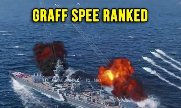 World Of Warships Graff Spee Ranked – World Of Warships