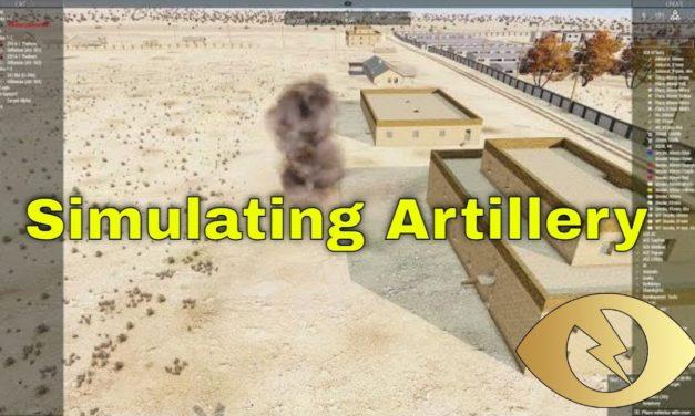 A Few Ways To Simulate Enemy Artillery In Arma 3 – Zeus Training