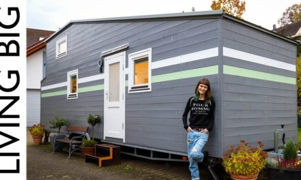 Pro-Gamer Builds Epic Tiny House With Crazy Computer Set-up